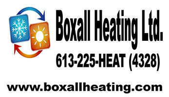 Boxall Heating Limited Logo